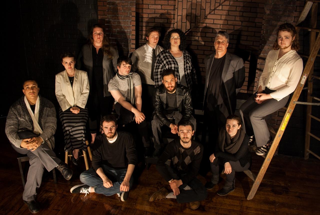 Angels in America Salem Theatre