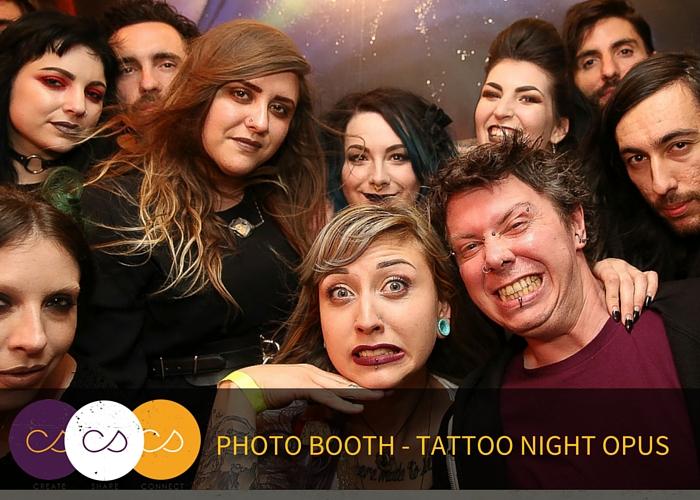 Opus Salem Tattoo Night