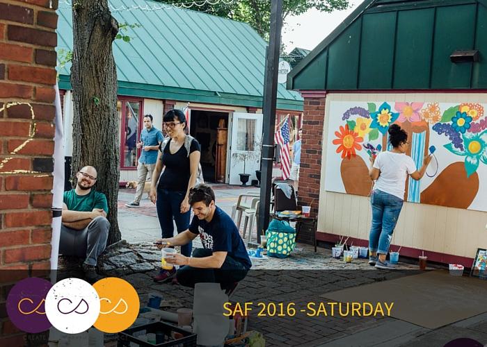 Salem Arts Festival 2016
