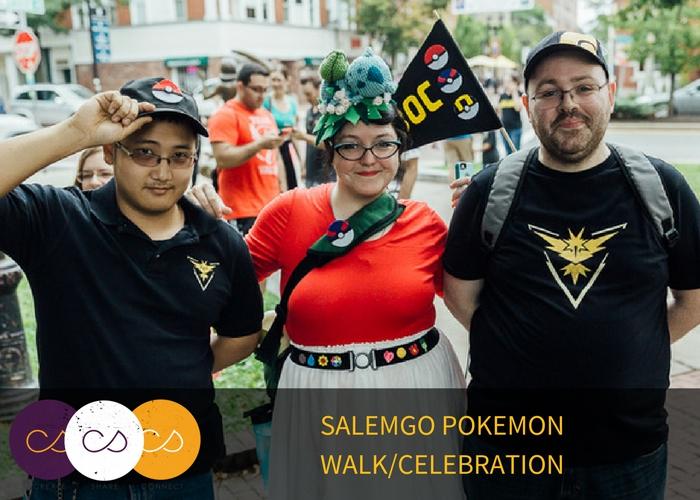 Salem Pokemon Walk 2016