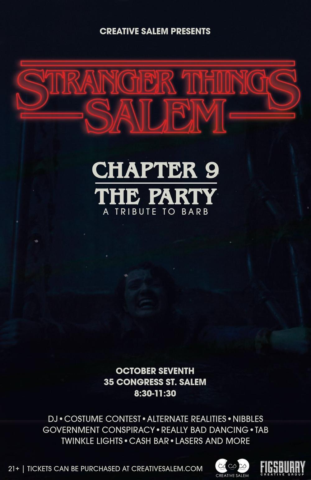 October 7 8:30-11:30 35 Congress St. Salem
