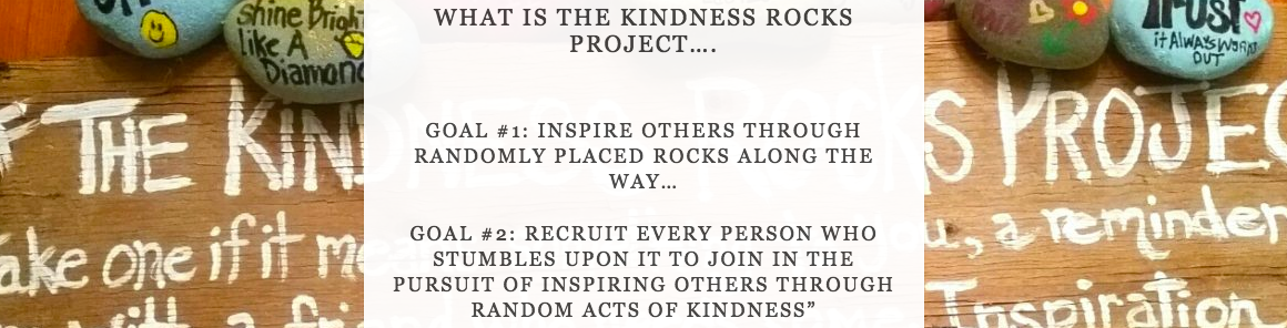 The Kindness Rock Project Salem MA Creative Salem