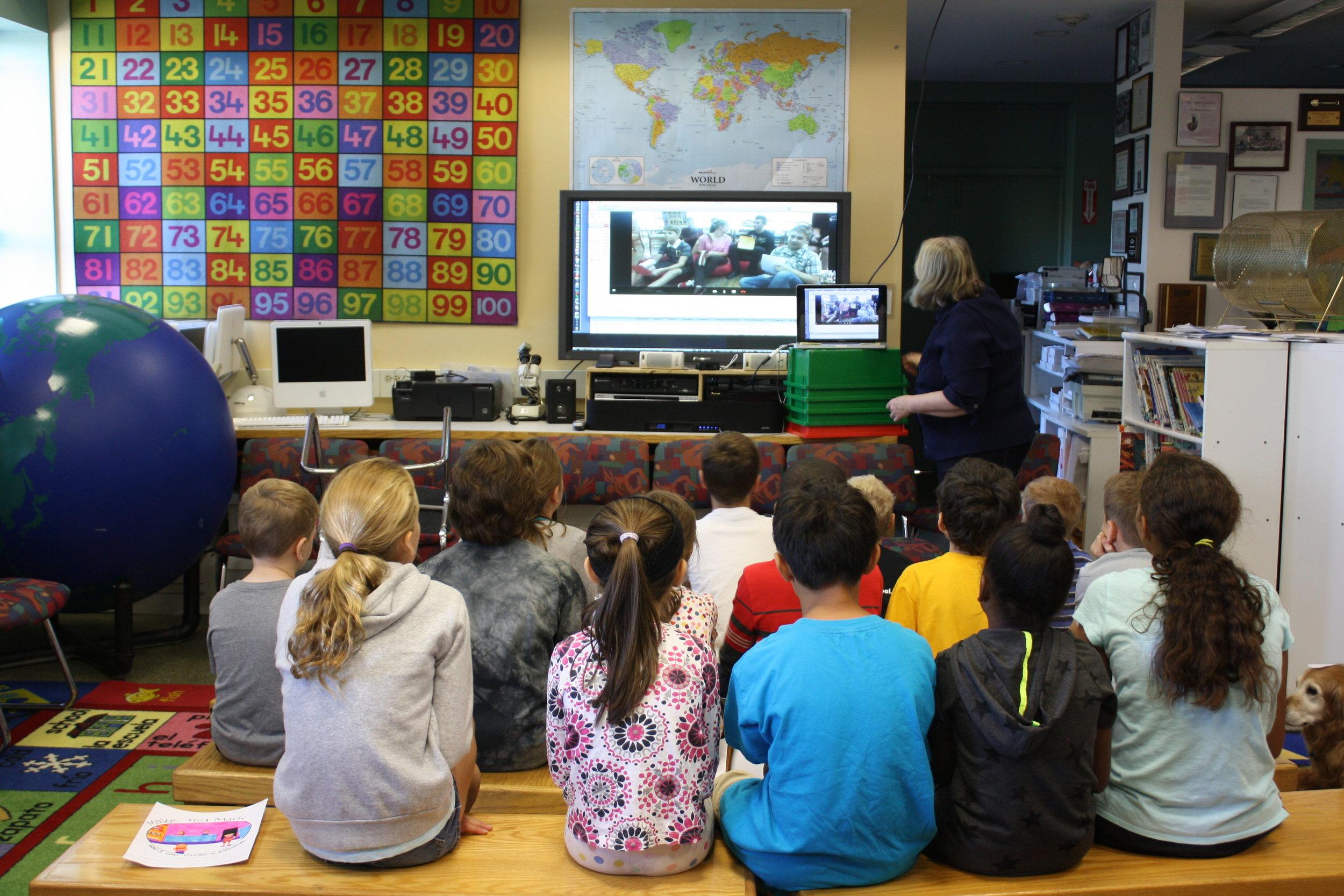 The Phoenix School International Dot Day Creative Salem