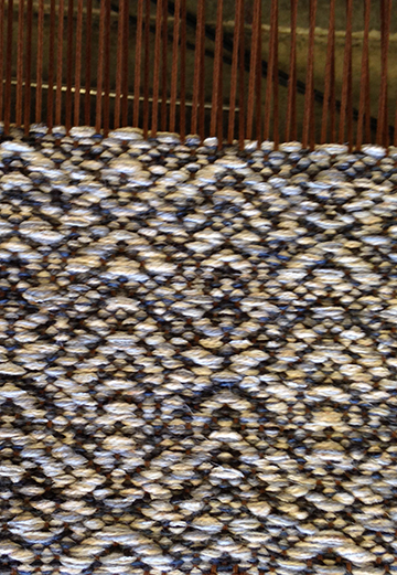 First round of new ideas for handwoven rugs.
