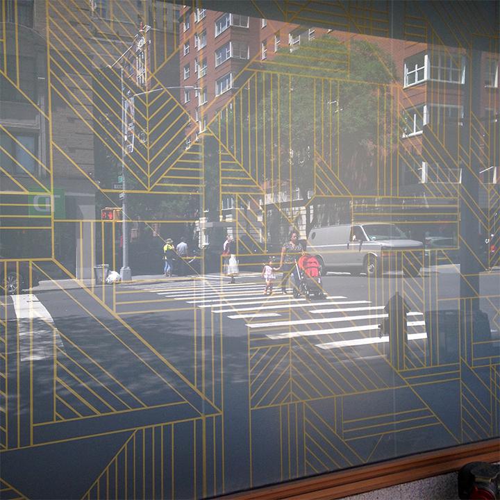 Street scene upper east side Manhattan.