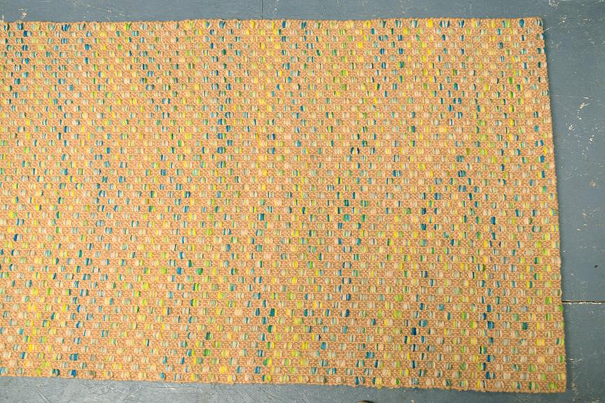 3' wide runner in Mosaic pattern