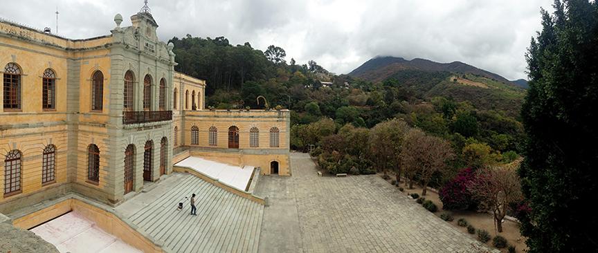 Centro de las Artes de San Agustin.