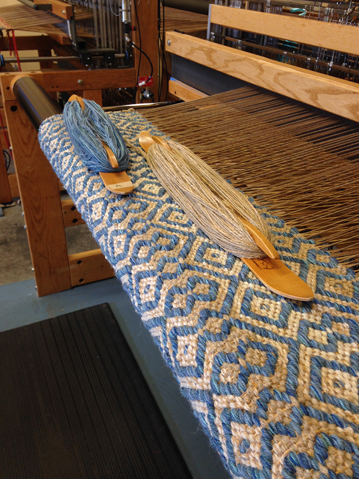 Shadow weave by True North Textiles
