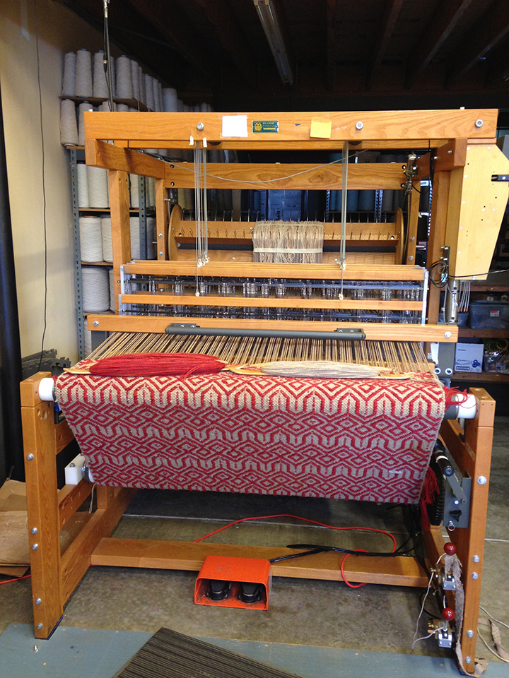 Steeple2 by True North Textiles.