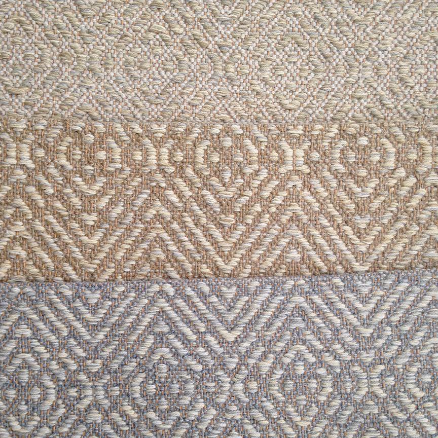 Labyrinth Handwoven Rug