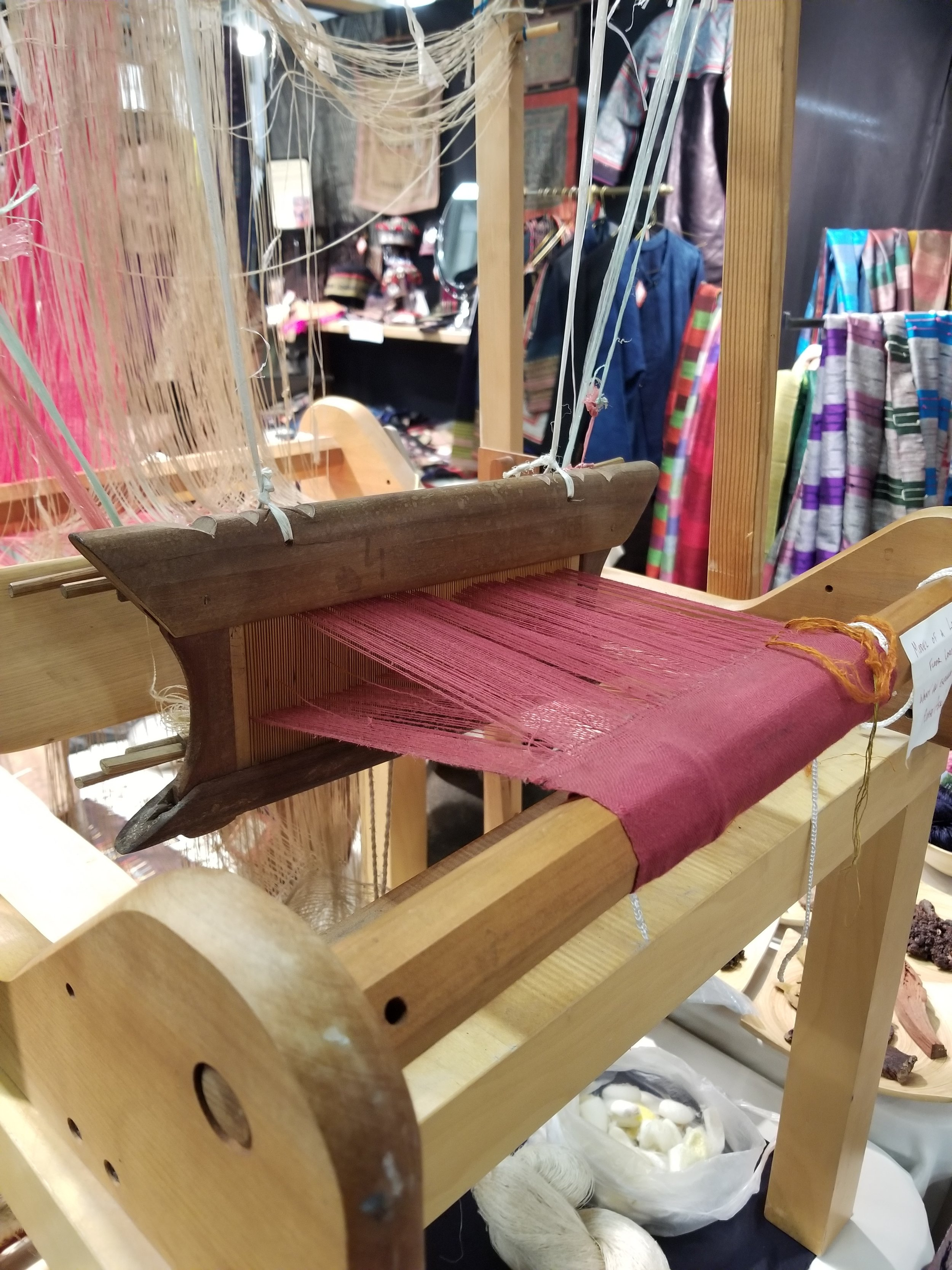 Traditional loom