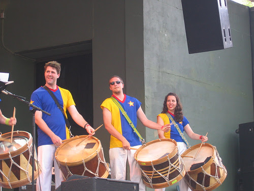 Maracatu New York at Celebrate Brooklyn