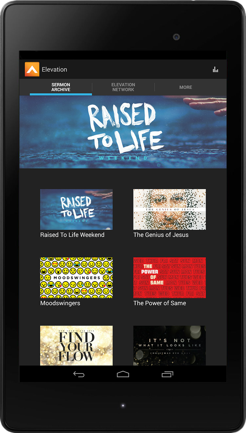 content — Blog — The Church App | The leader in custom
