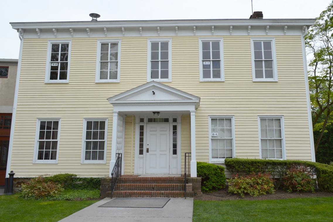 Cornell House, 2017.