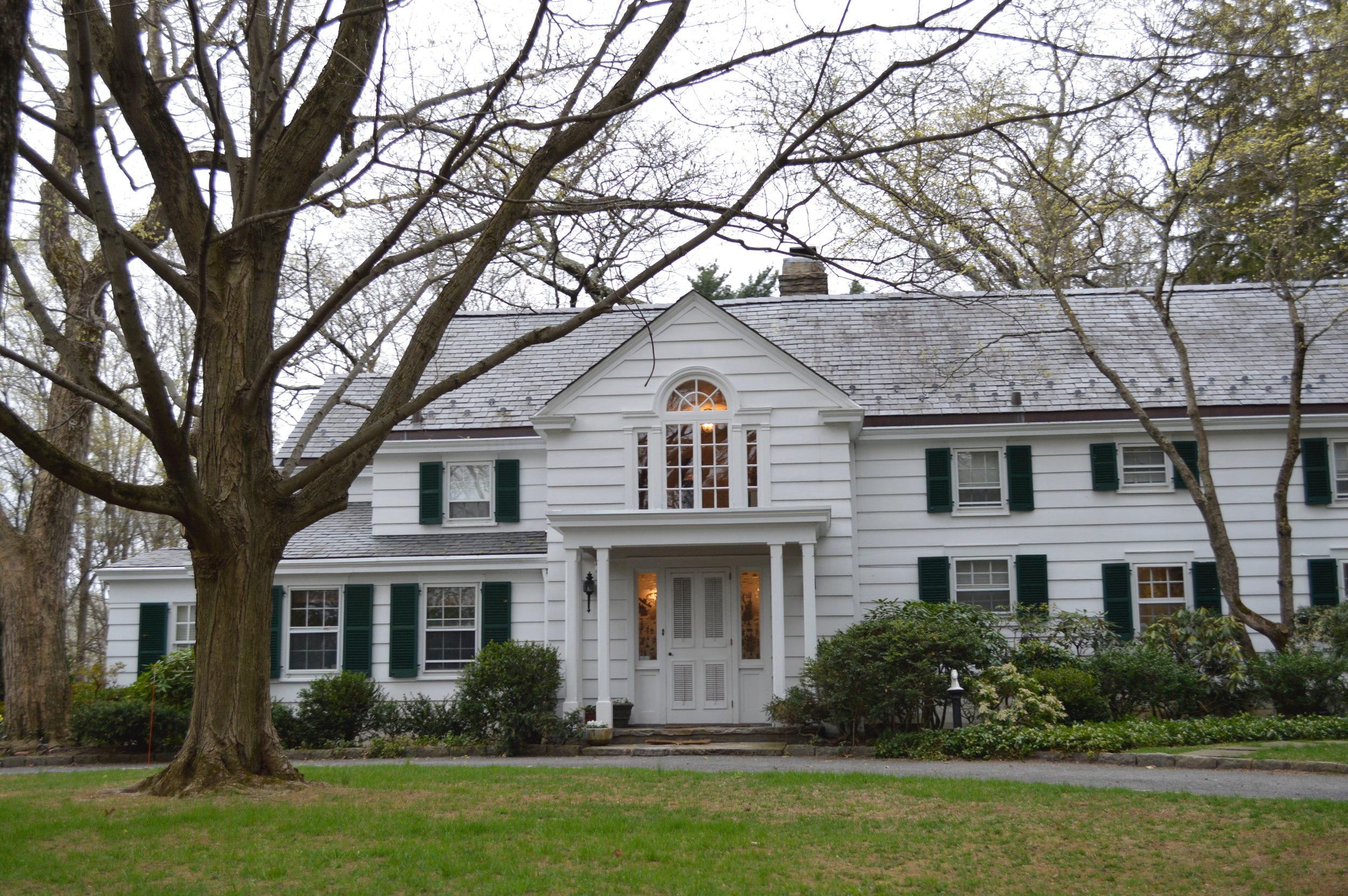 Fisher-Dobbs House, 2017.