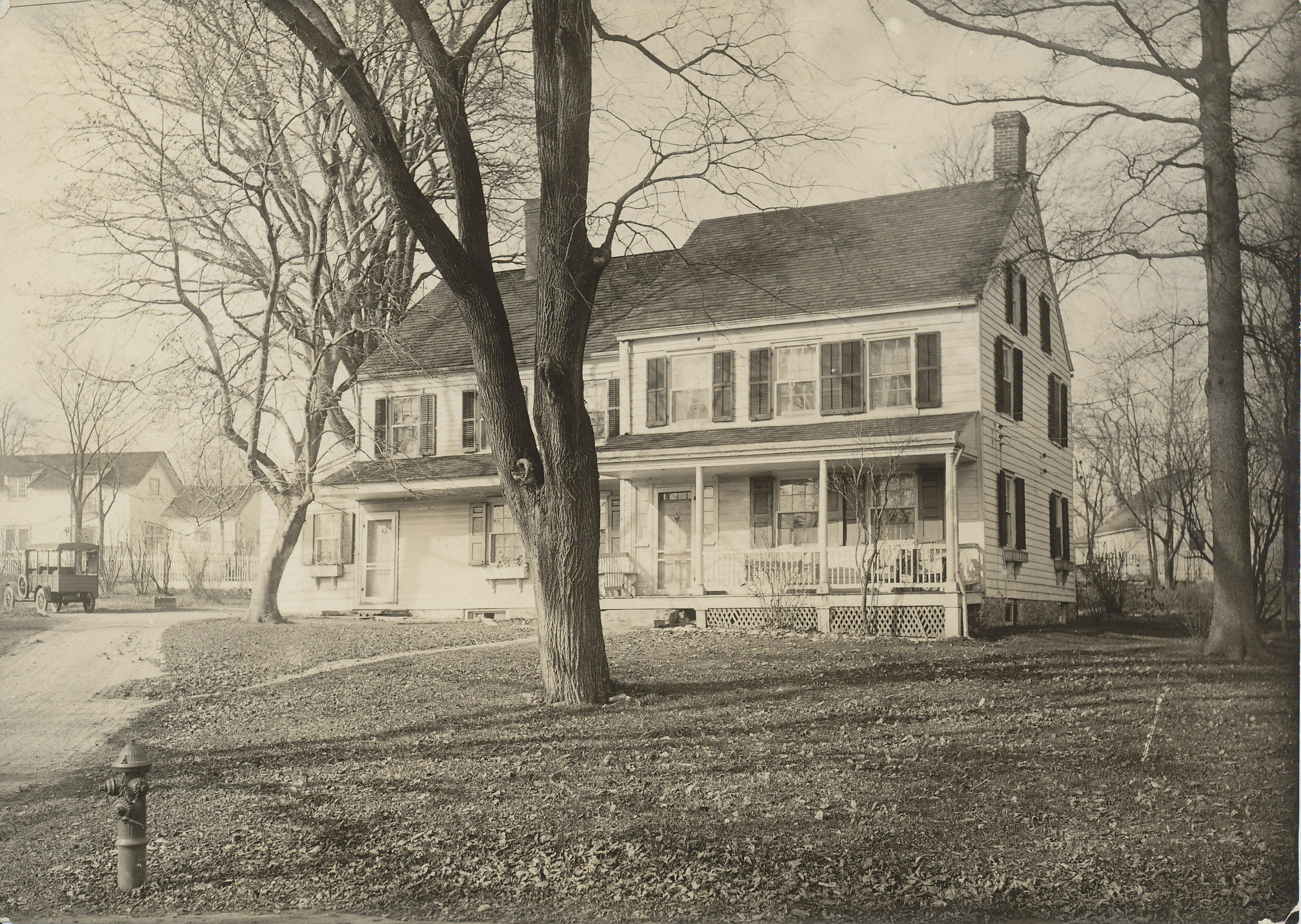 Tompkins-McCabe House, date unknown.