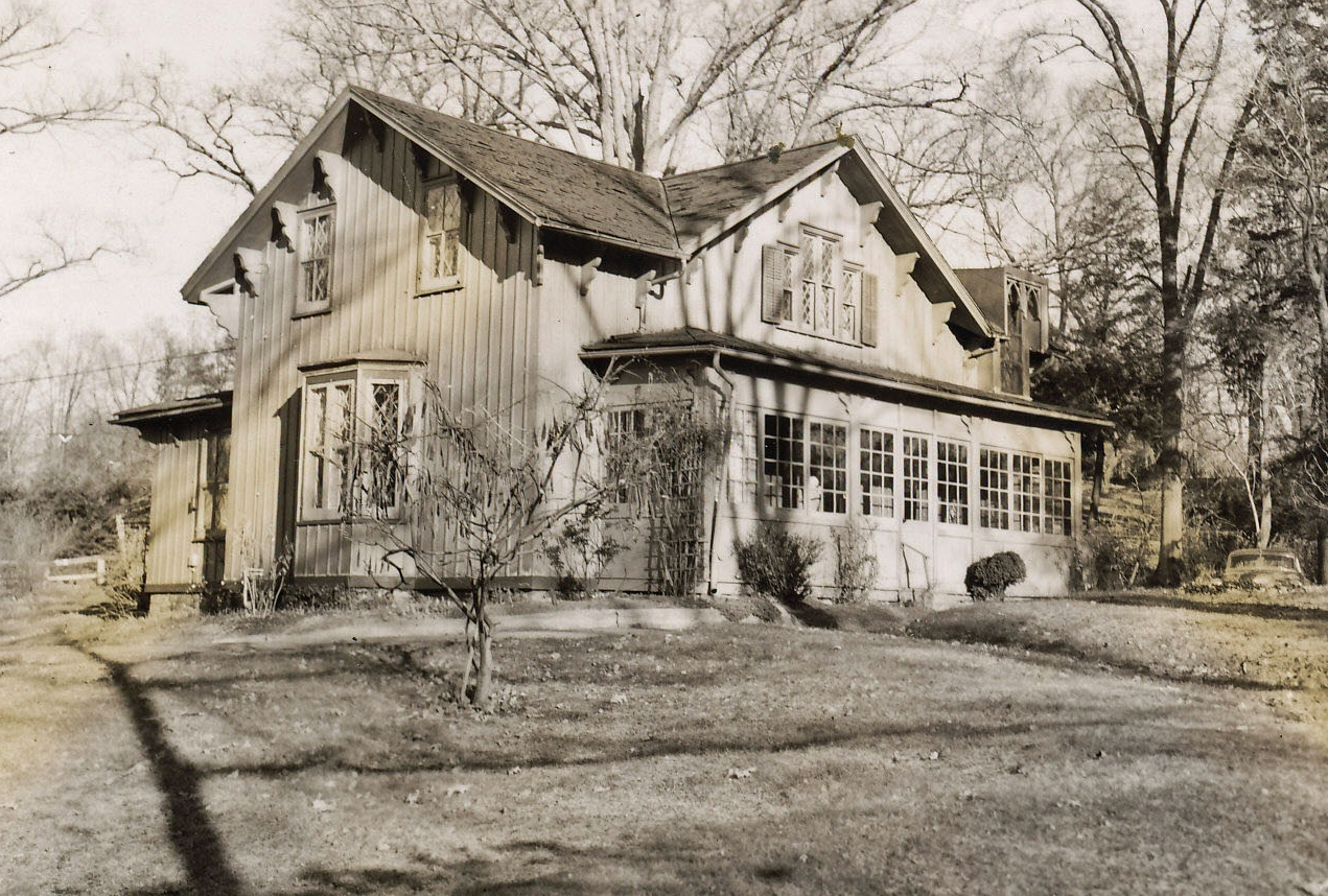Fleming-Hill House, 1966.