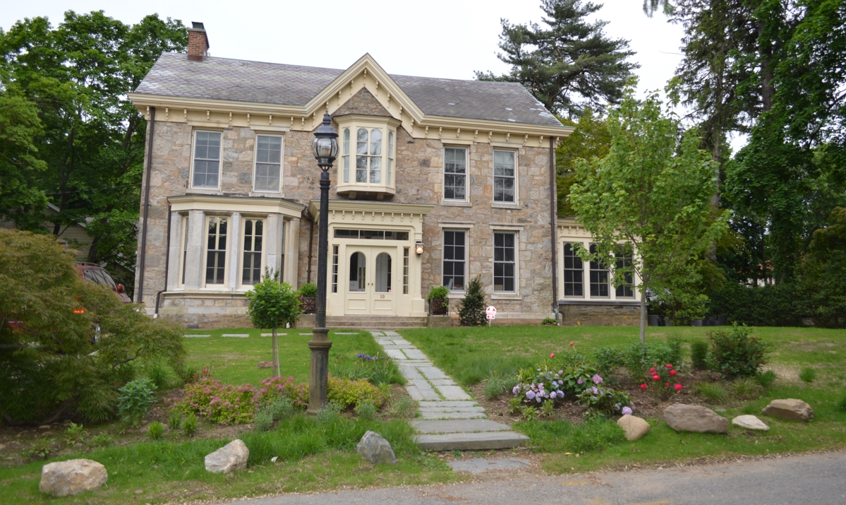 Olssen-Bennett House, 2017.