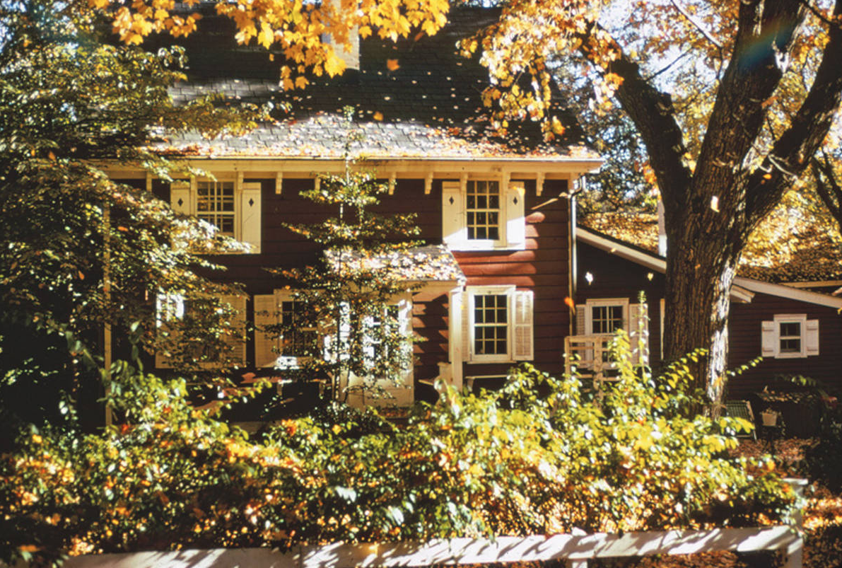 Carson-Hampton House, date unknown.