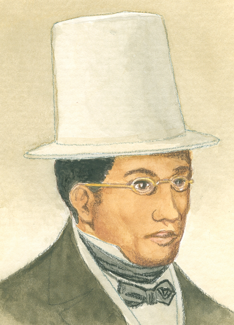 David Ruggles, black abolitionist, founded the New York Committee of Vigilance in 1835.