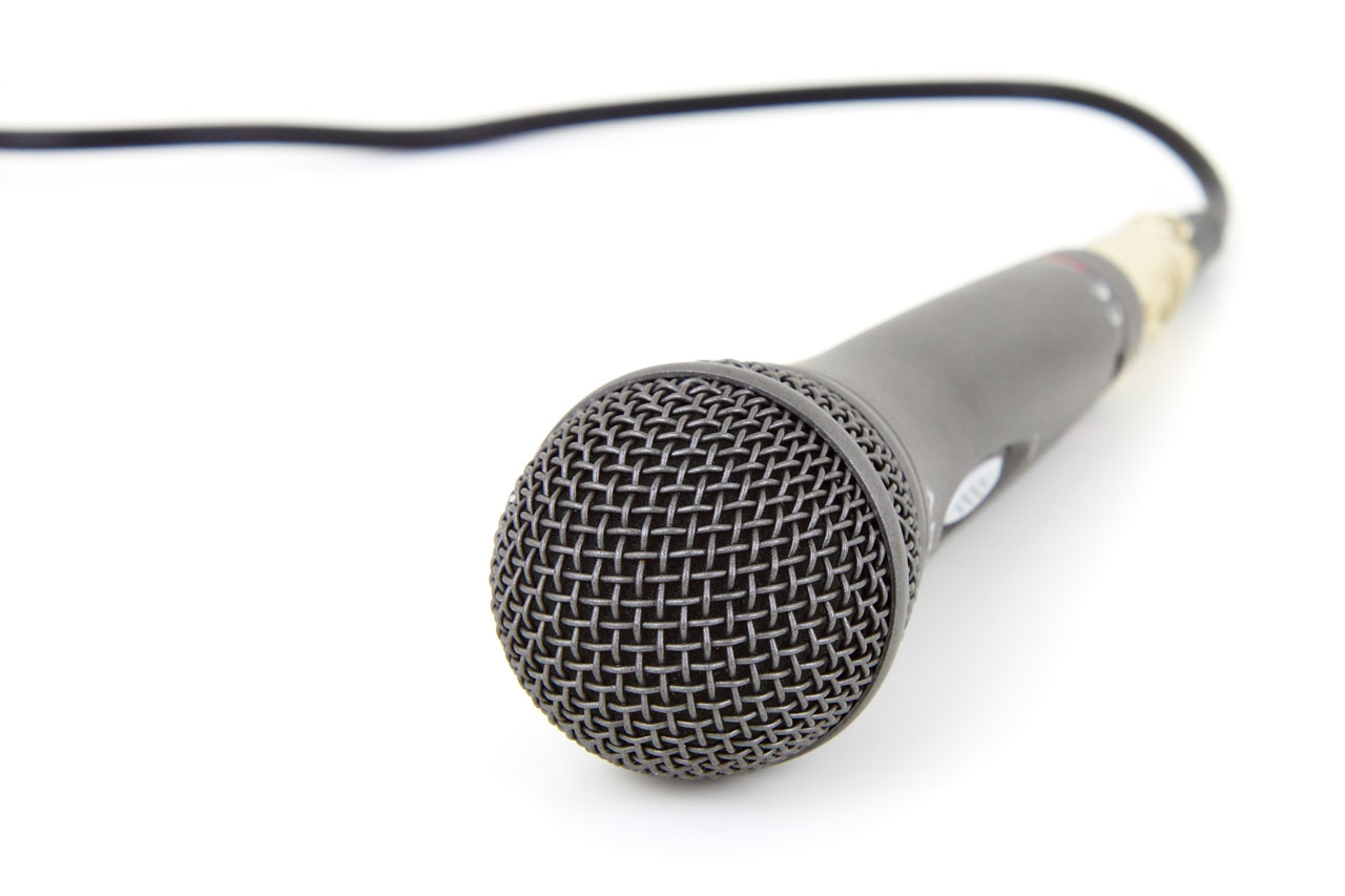 Microphone and Karaoke System