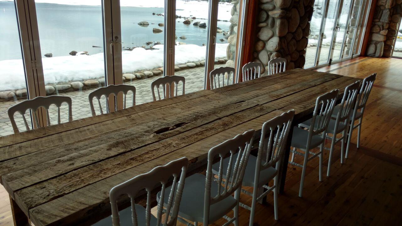 Napoleon Chairs with Barnwood Table.jpeg