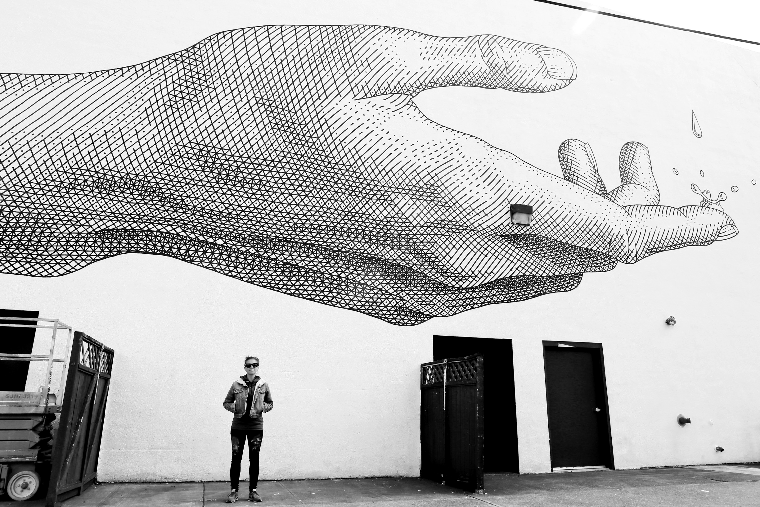 Other Hand, Mural