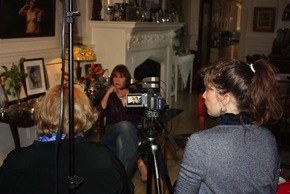 September 2008, M.N.KINSKI films Lee Grant for New York Women in Film and Television's archival project. Interviewed by Patritzia Von Brandenstein.