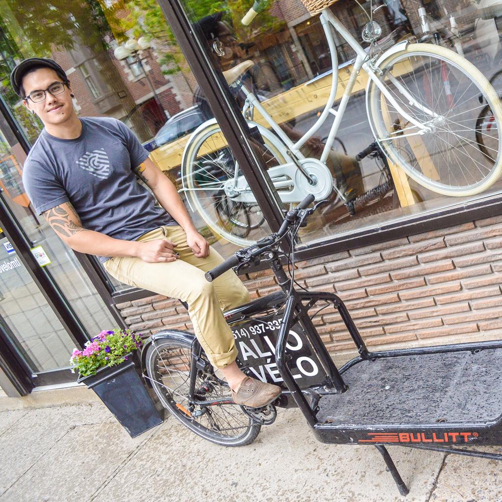 Allo Velo - It Takes a Village to Build a Bike Shop