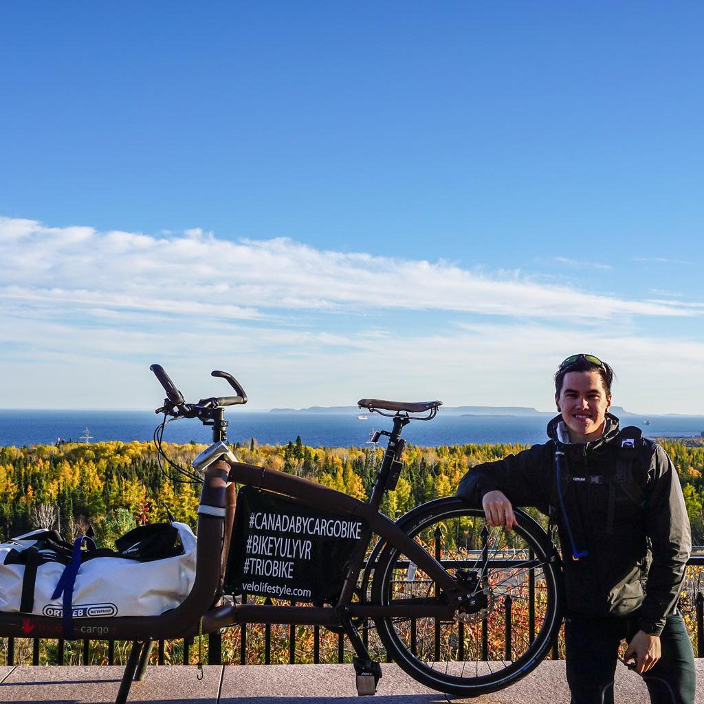 Canada by Cargo Bike