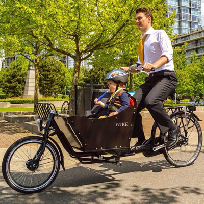 Six Reasons Why Cargo Bikes Are the Next Big Thing