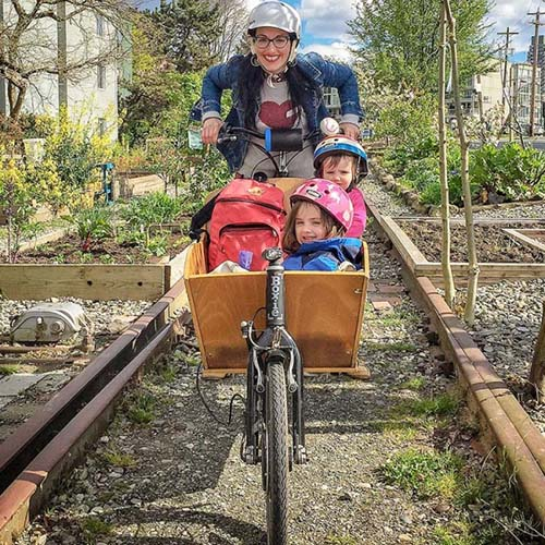 The Rise of Vancouver's Cargo Bike Culture