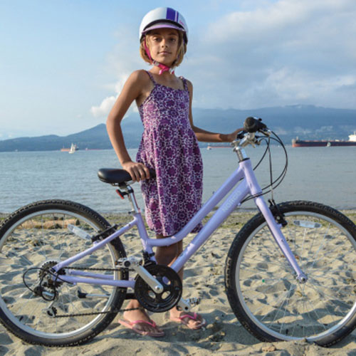 Searching for the Perfect Kids' City Bike