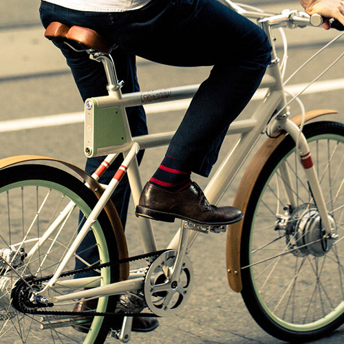 Electric Bikes Leading a Quiet Revolution on Our Streets