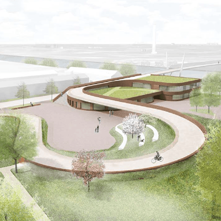 Put a Bike on It: The Utrecht School with a Cycle Path on the Roof