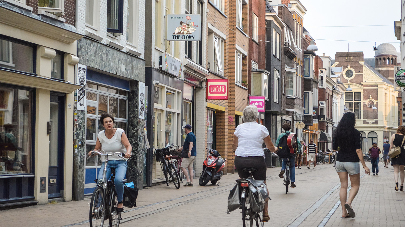 "How Groningen Gained (and Hopes to Retain) the Title Of ""The World's Cycling City"""