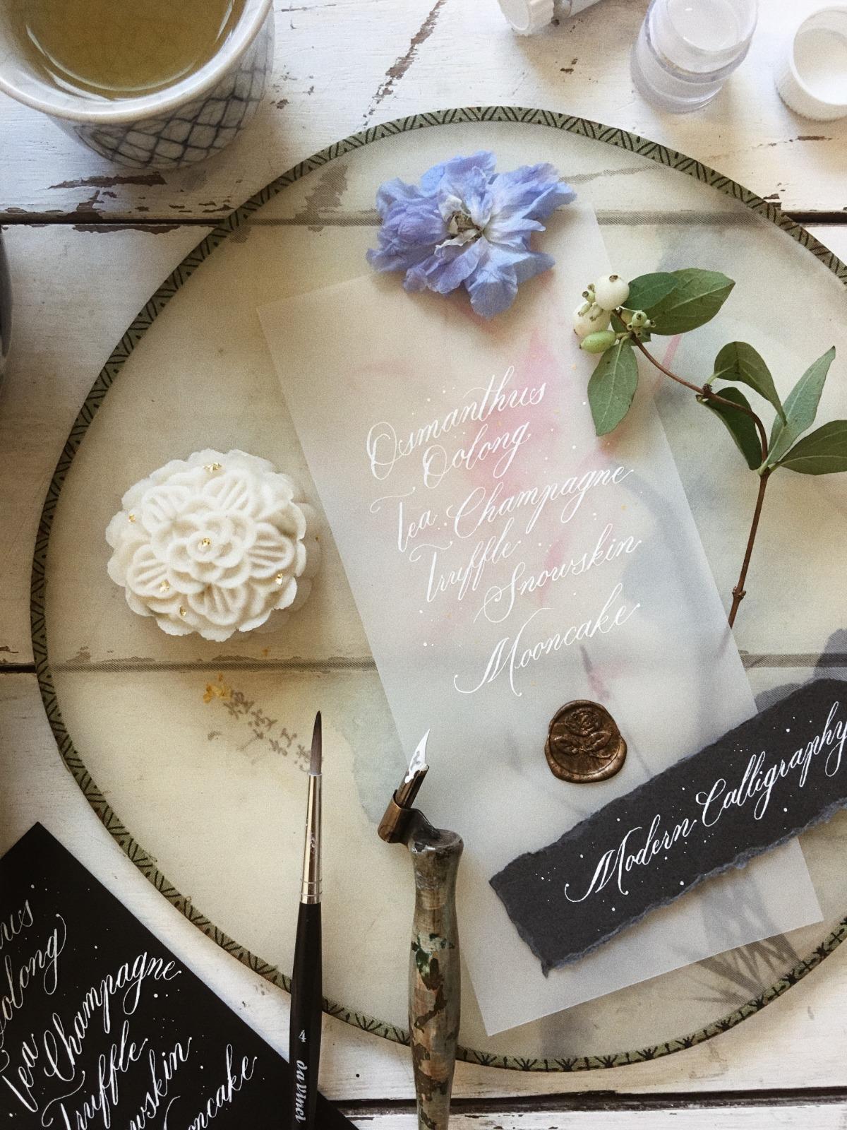 Mooncakes-Tea-Calligraphy-PoptsiePaperCo.jpg