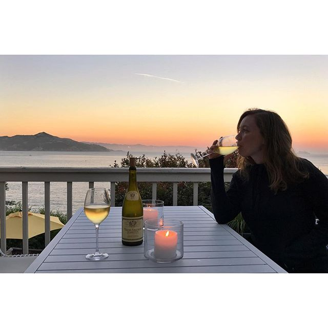 Escaped to the Sausalito Palace this weekend with the Sista!