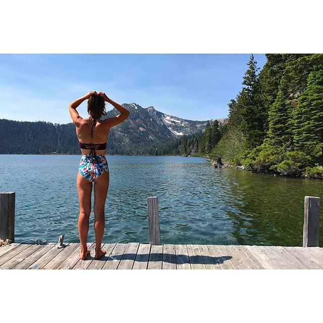 My second home 🍃🐿 #fallenleaflake #tahoelife #summer
