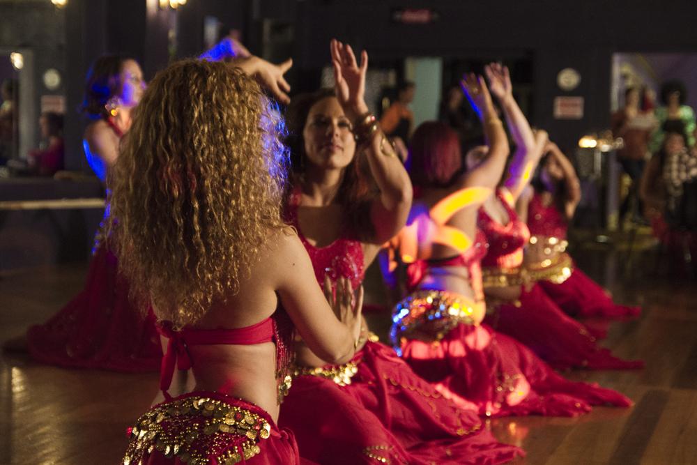 Belly dance classes, Melbourne
