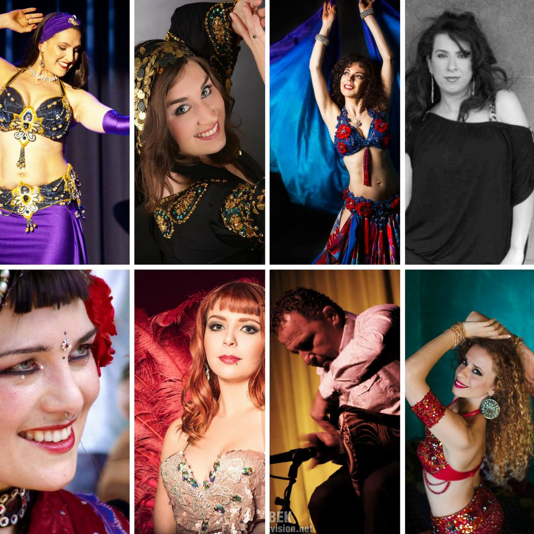 belly dance Melbourne, belly dancers Melbourne hire