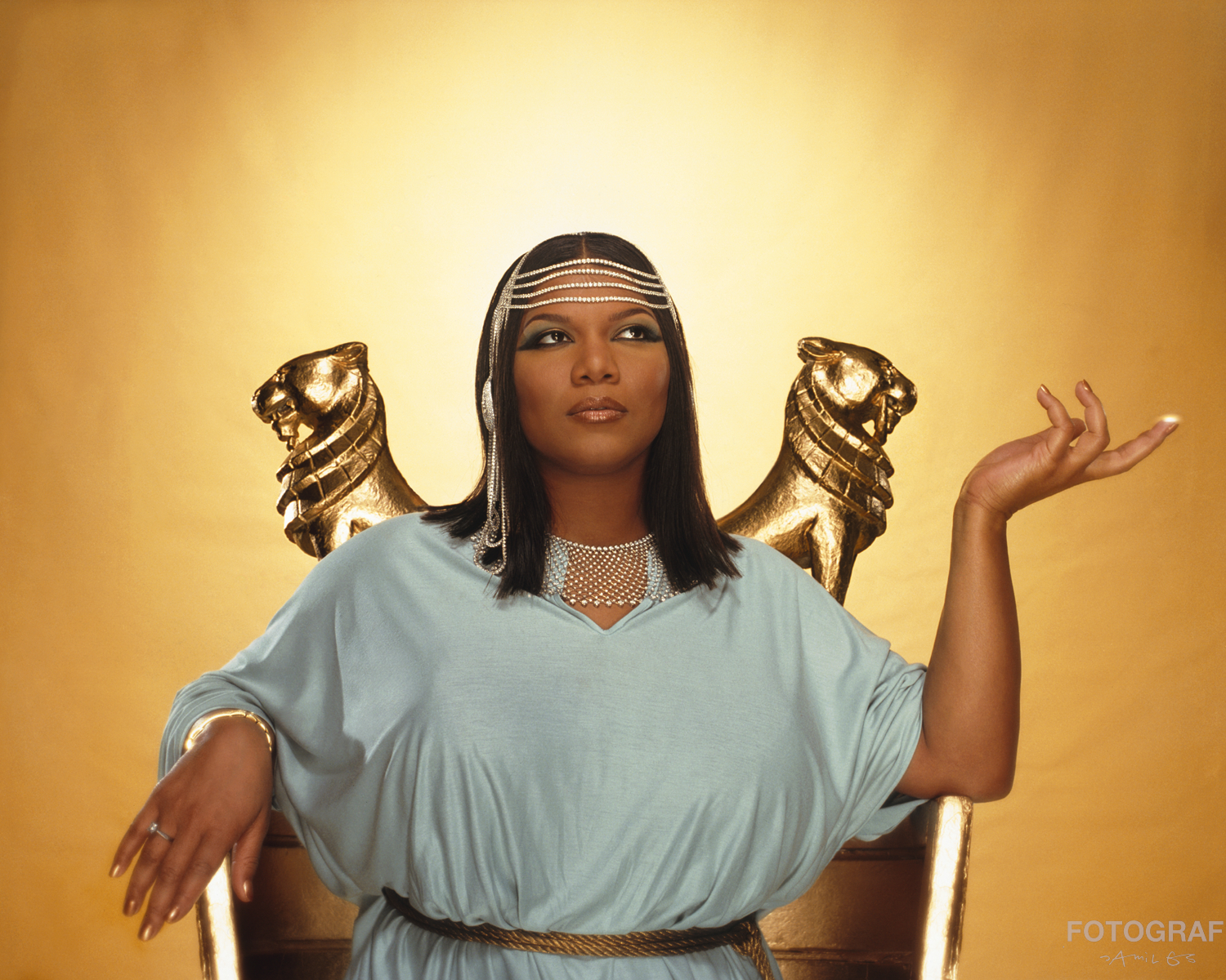 QUEEN LATIFAH