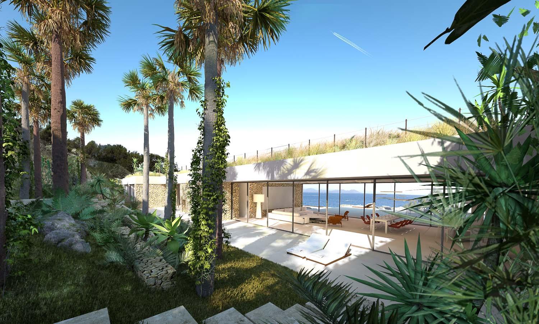 Maison A4 • Saint-Tropez •