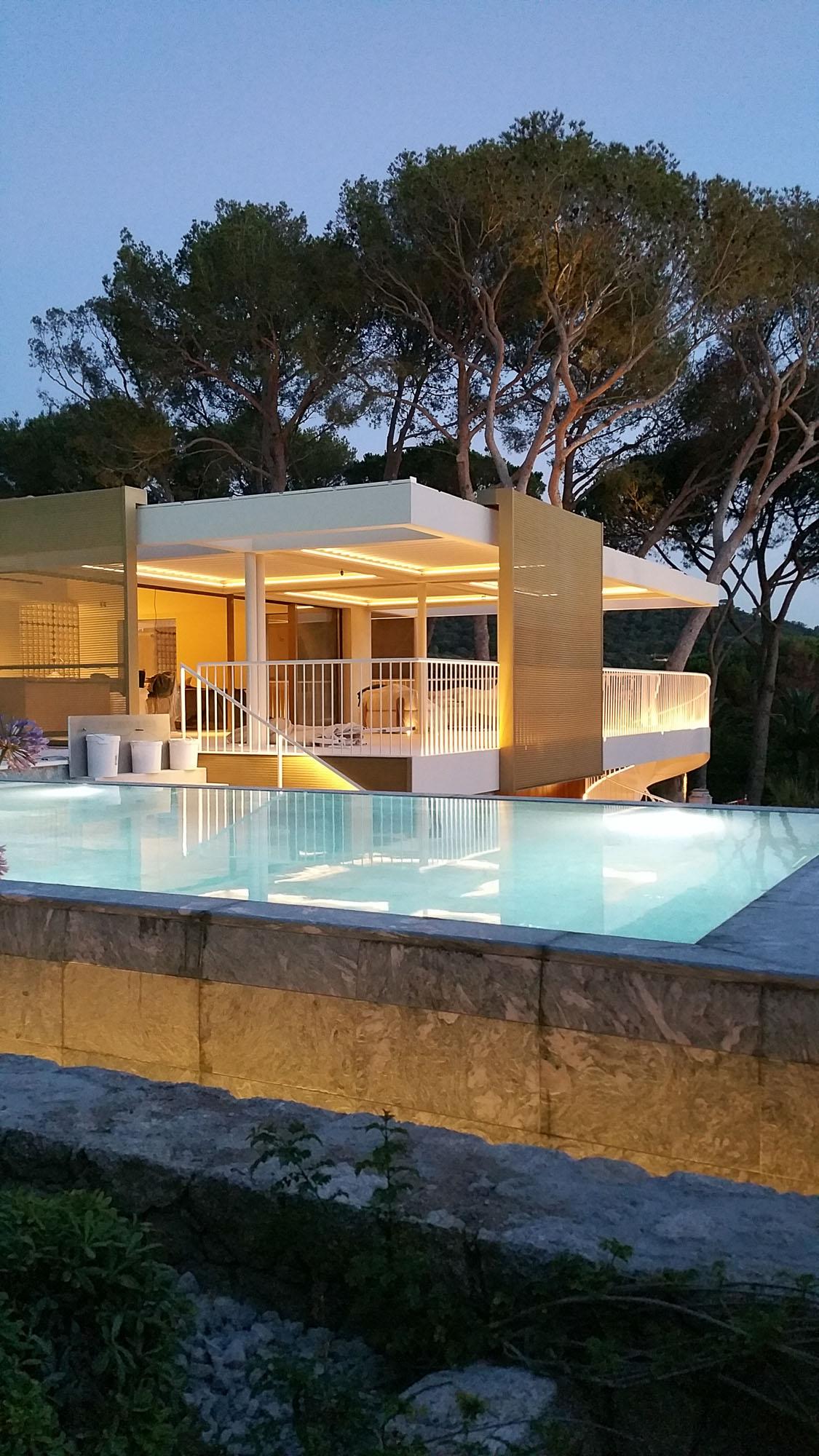 Villa Terre Du Sud projets — vincent coste • architecte