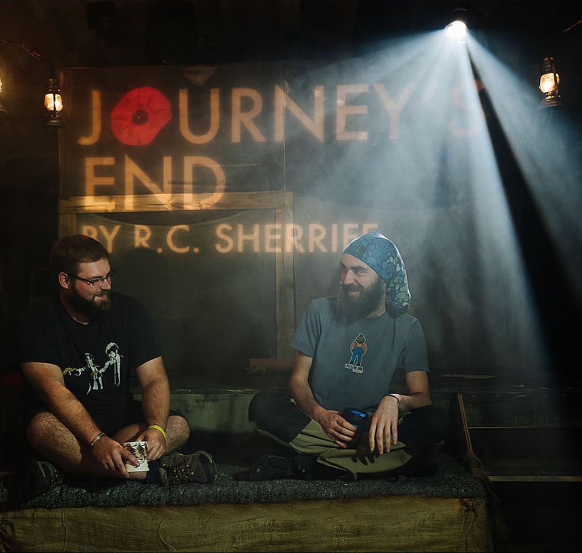 Journey's End 2018
