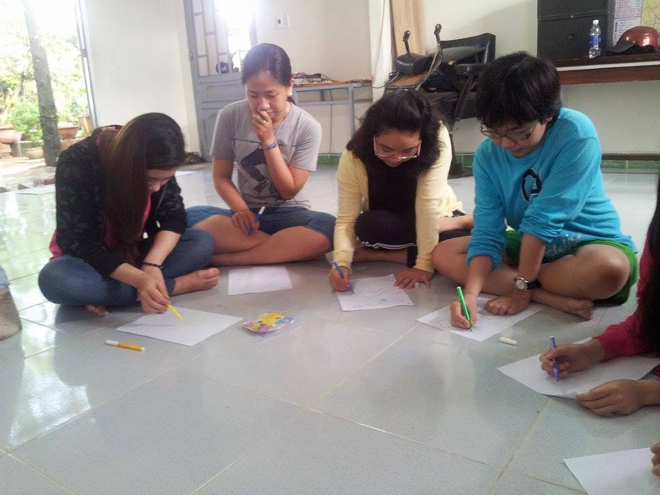 Reflection activity after the event
