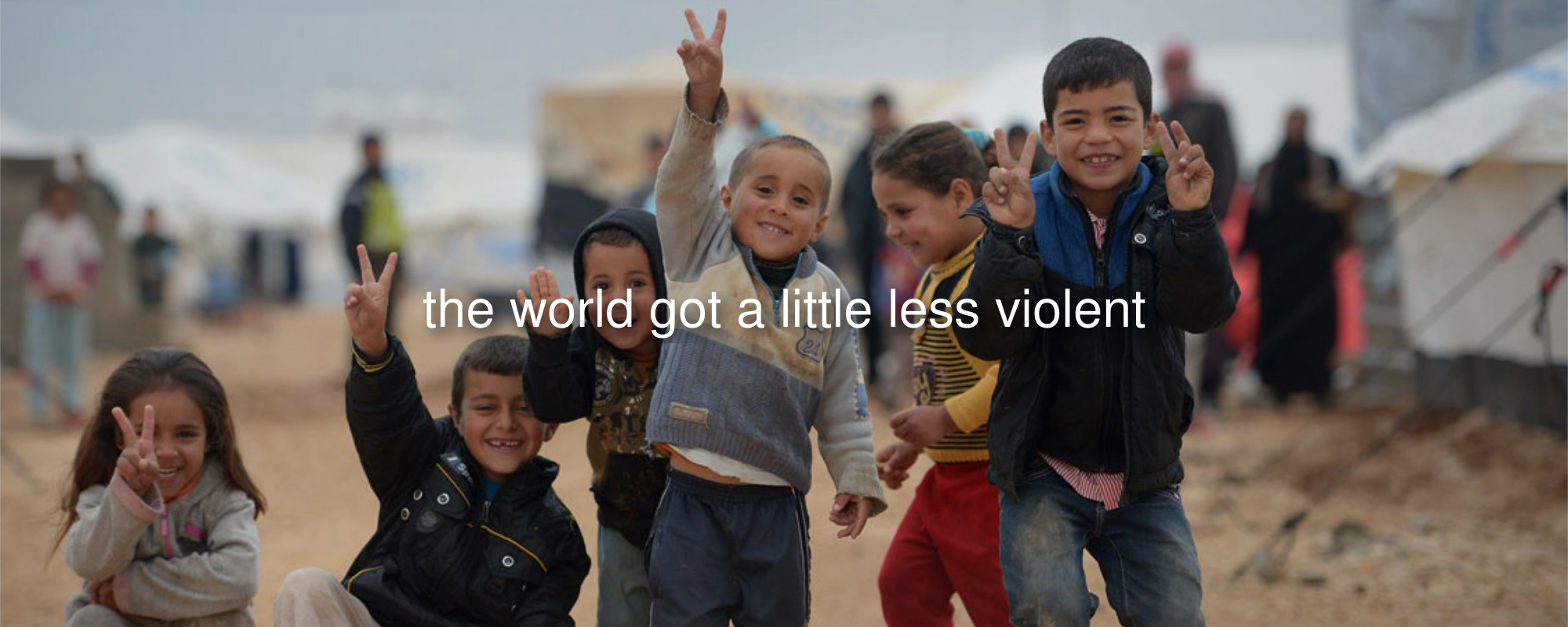 Syrian refugee children (Image credit: Freedom House/Flickr )