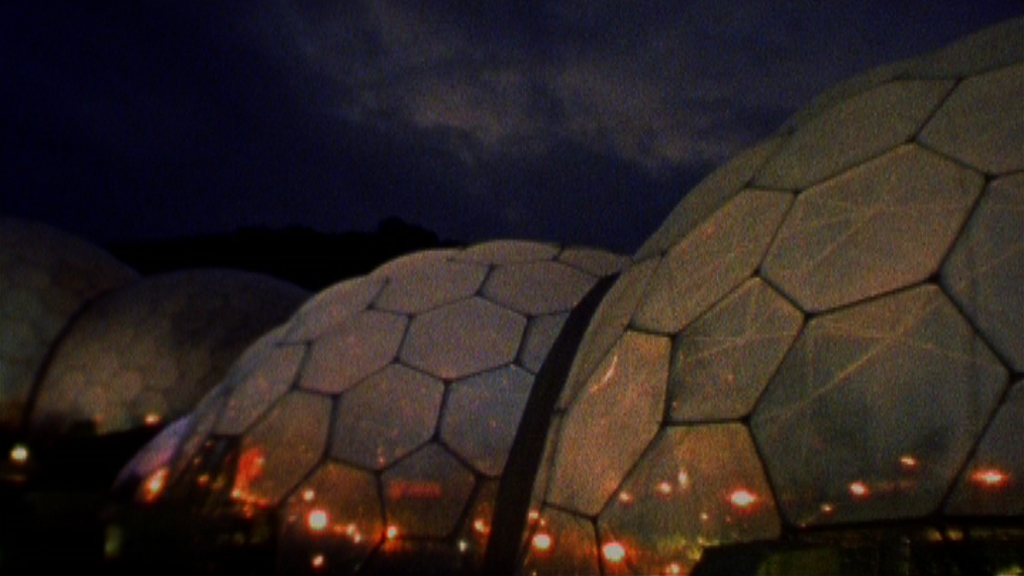Pulp Live Eden Project biomes BBC