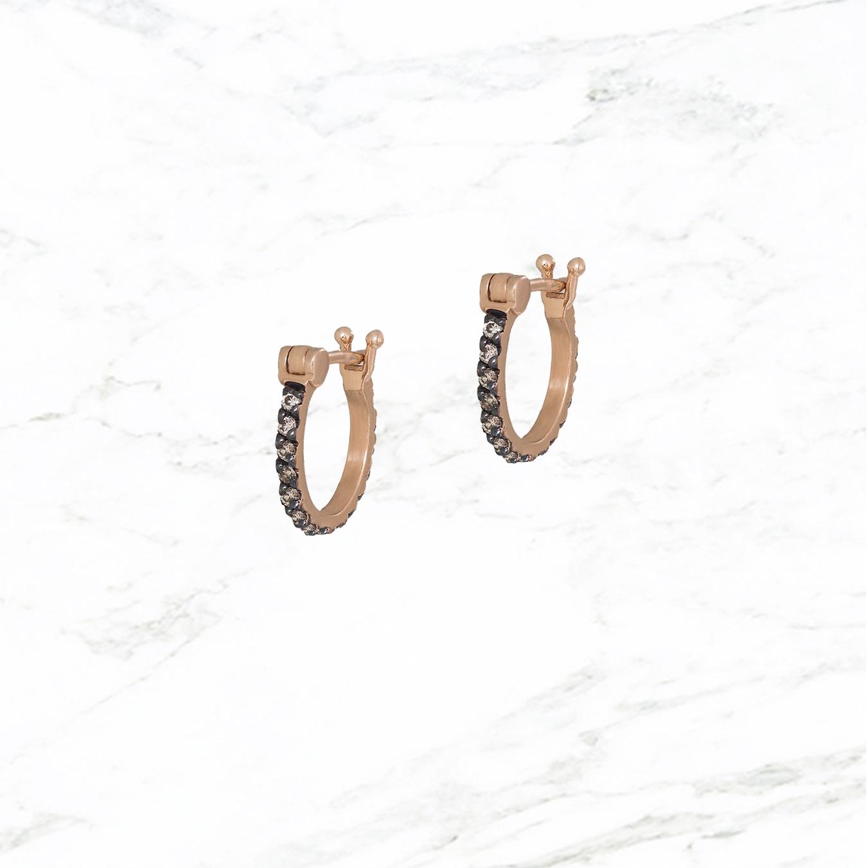 Jezebel London Leicester Hoop Earrings | £430