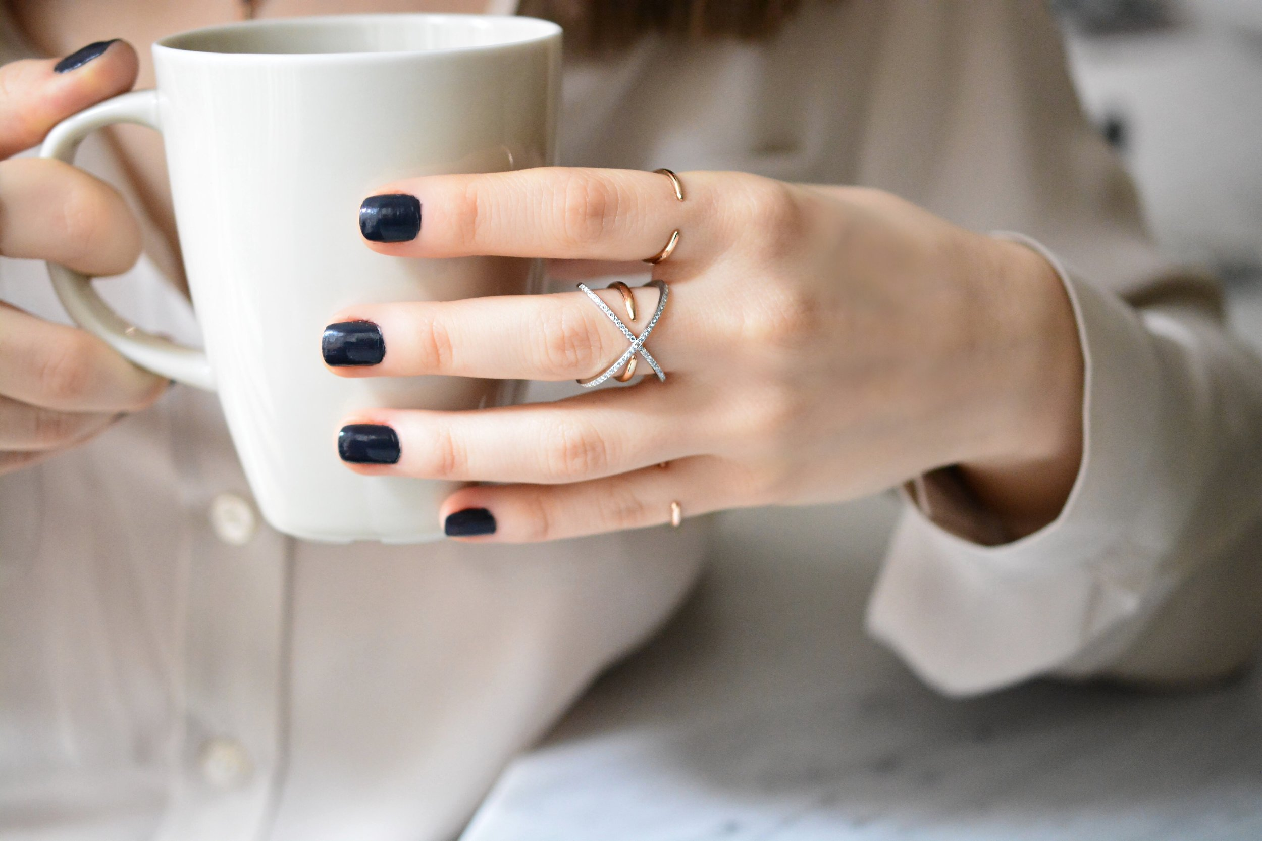Jezebel London Hoxton & Ox Rings